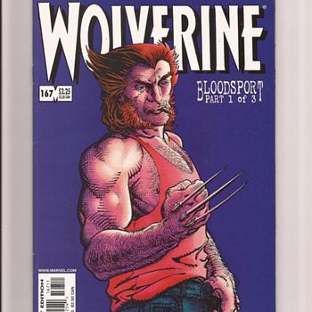 Wolverine favourites