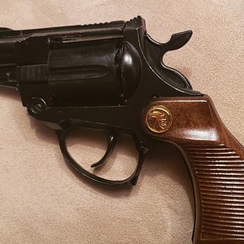 Italian cap gun unknown manufacturer  - Toys