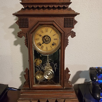 Ansonia Clock Co - Clocks