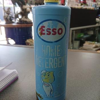 ESSO Home Detergent - Petroliana