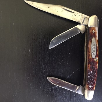 Can anyone tell me about this Kabar pocket knife?
