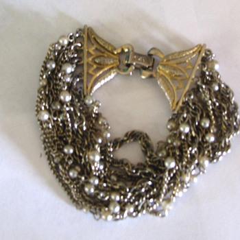 My mother's Coro Bracelet