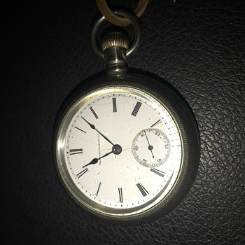 Wendell. Springfield Ill  - Pocket Watches