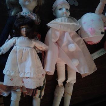 New Porcelan dolls - Dolls