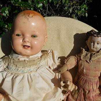 Flea Market April 11, 2021 Dolls  - Dolls