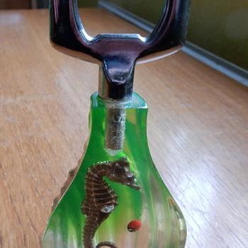 Lucite? Bottle Opener - Kitchen