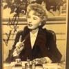 Barbara Stanwyck Autographed Still