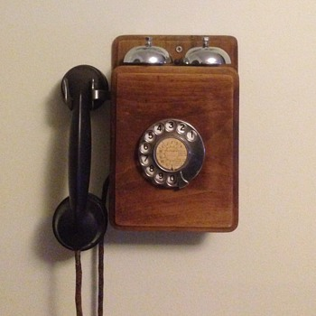 Old fashioned phone from my childhood  - Telephones