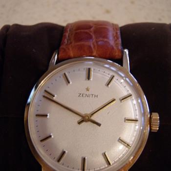 Help identify my 1979 Zenith - Wristwatches