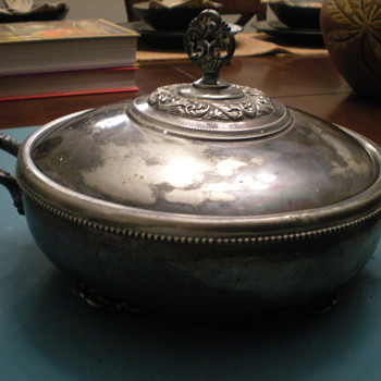 Sterling Silver Bowl? - Silver