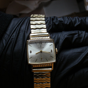 "1962 Hamilton ""Gary"" 10K yellow gold - Wristwatches"