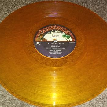 """12"""" VINYL DISC....#26 - Music Memorabilia"""