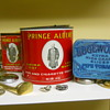 Tobacco tins from Richmond Virginia