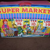 kids supermarket suitcase