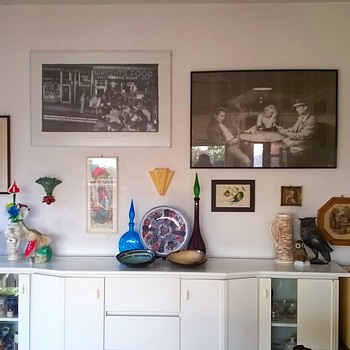 Welcome To My Corner  - Pottery