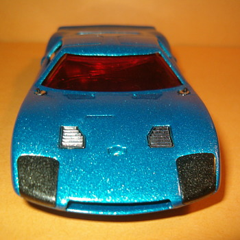 1/32ND ATLAS FORD GT SUPER RARE FIND