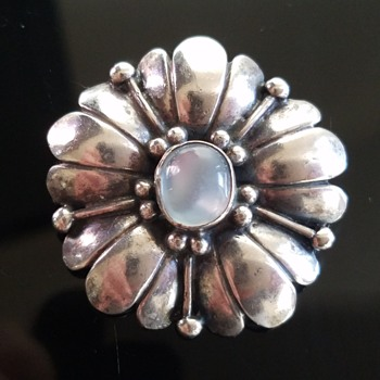 Floral Brooch - Fine Jewelry