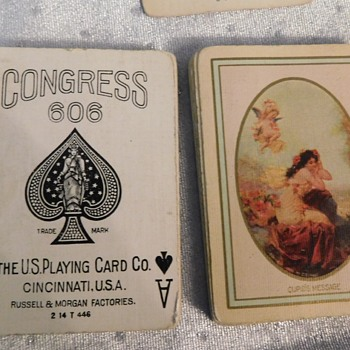 Congress Cards 606 - Cards