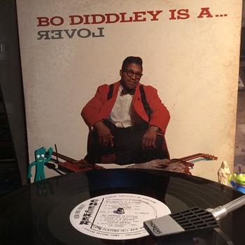 Well I'm Talkin' Bout Bo  - Records