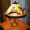 Bradley and Hubbard Lamp