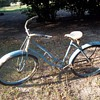 OLD second hand Hiawatha bike