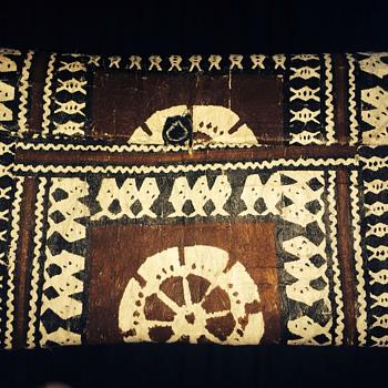 Native American letter bag?