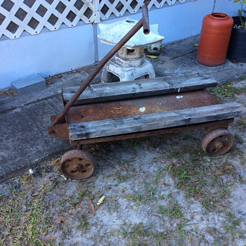 Steel cart / wagon - Tools and Hardware