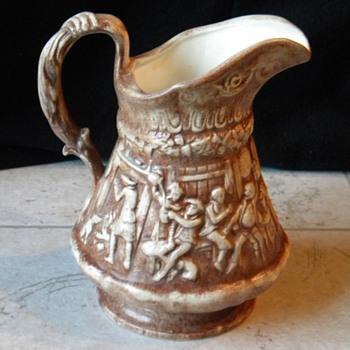 Mystery Pitcher - Pottery