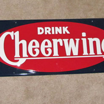 Cheerwine Sign - Signs