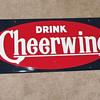 Cheerwine Sign