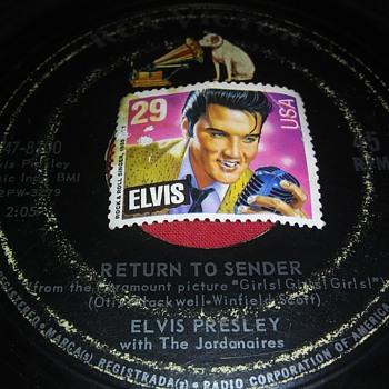 45 RPM SINGLE....#257 AND A BONUS - Music Memorabilia