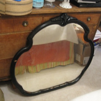 Vintage Mirror by P.M. & G. Co (?) May'29