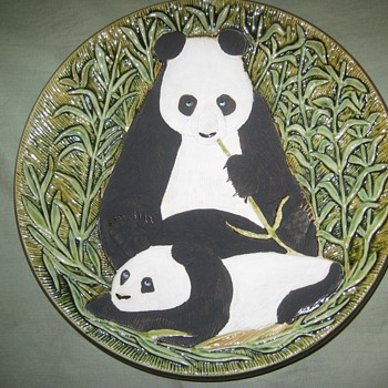Artesania Rinconada Collector Animal Plates (7 of 7)