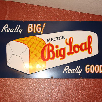Big Loaf bread sign