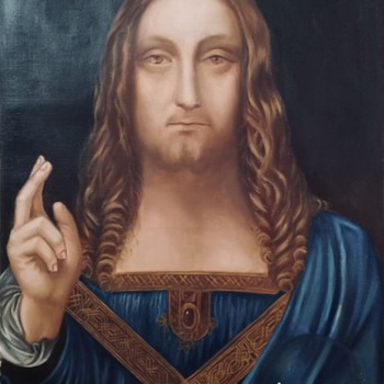 salvator Mundi - Fine Art