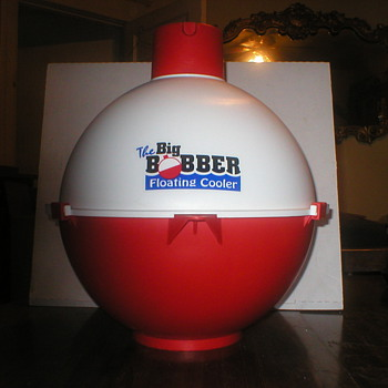 The Big Bobber Floating Cooler - Fishing
