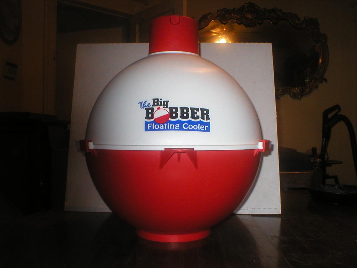 The Big Bobber Floating Cooler Collectors Weekly