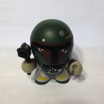 Mighty Mugg Mini Boba Fett