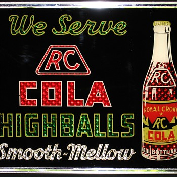 My favorite Cola sign! - Signs