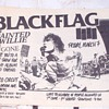 Black Flag  Hand Bill