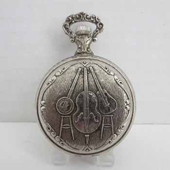 Westclox, String Instrument Case - Pocket Watches