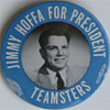 Early career button for Jame R. Hoffa