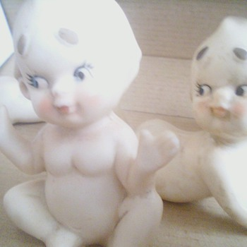 kewpie babys made by lego of japan - Dolls