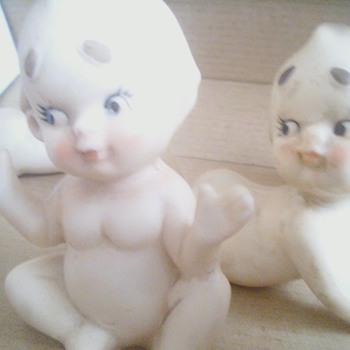 kewpie babys made by lego of japan