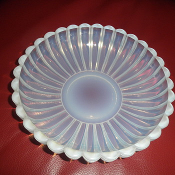 Just beautiful french art deco bowls - Art Glass