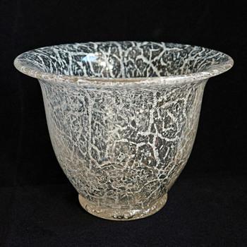 Loetz 'Schaum' Glass Vase, c. 1935