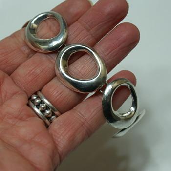 Well Made Sterling Bracelet - Fine Jewelry