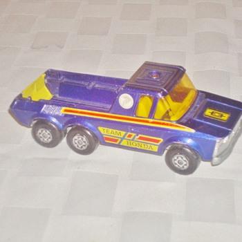 1974 Matchbox Super Kings Pick-Up Truck - Model Cars