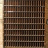 Postal Sorting Cabinet