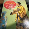 The story of Aladdin-sane , or the magic lamp